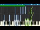 【Synthesia】Deemo - Hua Sui Yue (V.K克 - 花水月 / 叮噹 - 手掌心 鋼琴教學)