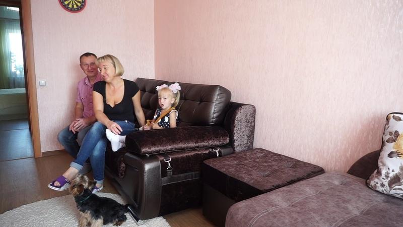 Отзыв о фабрике Савлуков-Мебель и диване Виктория и тахте Калинка
