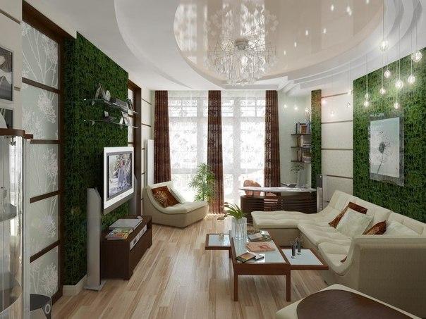 гостиная в хрущевке фото дизайн
