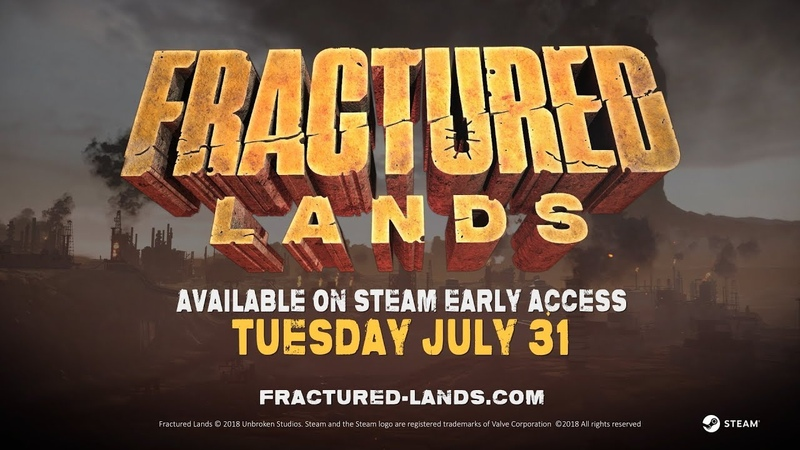 [Норка Орка] Fractured Lands Early Access Launch : Unbroken Studios - 30 sec