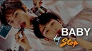 Baby Don't Stop   HyunHo ( Hyunjin x Minho)