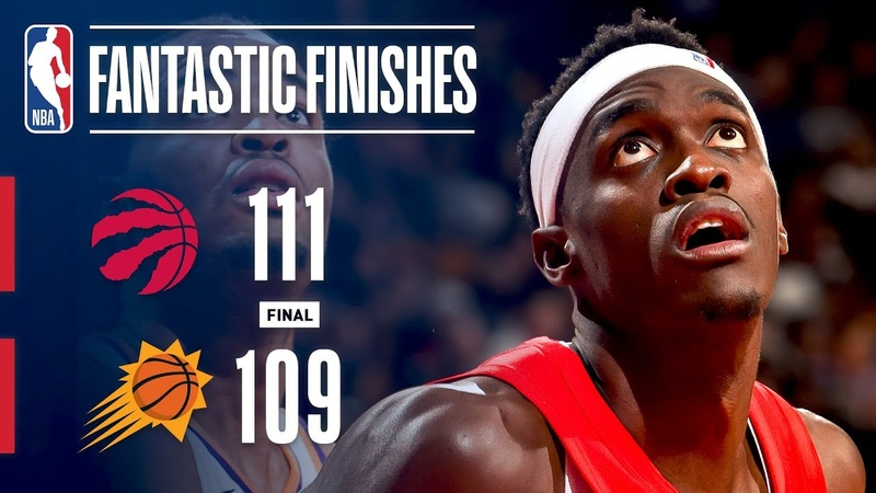 The Suns and Raptors Engage In a Fantastic Finish   January 17, 2019