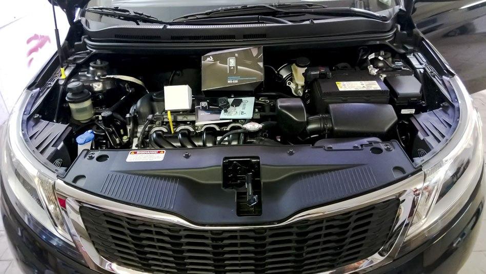 Установка сигнализации на автомобиль / ремонт автомобильной сигнализации