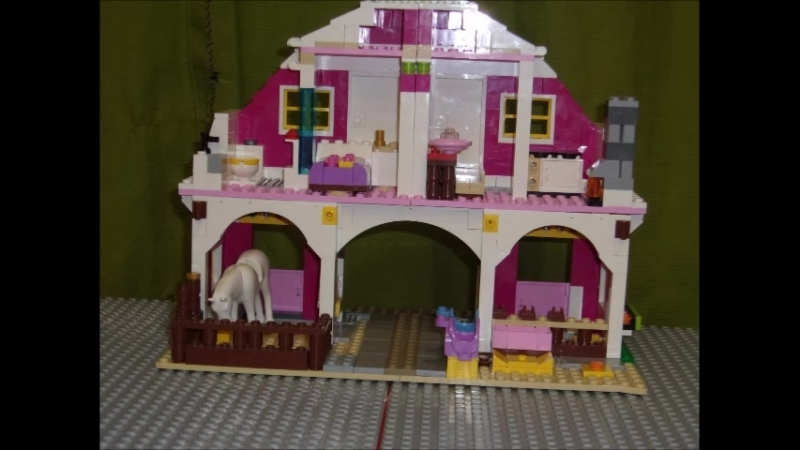 Путешествие на лайнере LEGO-Режисер Соня 30.06.