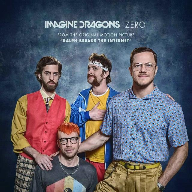 Imagine Dragons - Zero (Single)