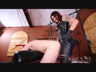 Miss roper  [ mistress leather femdom anal facesitting strap on latex fetish bdsm bondage hardcore]