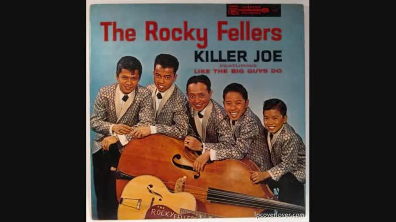 The Rocky Fellers - Little Darlin