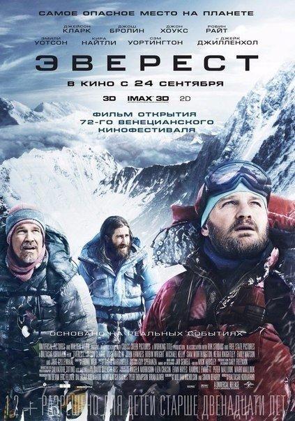 Фильмы про альпинистов, основанных на реальных событиях