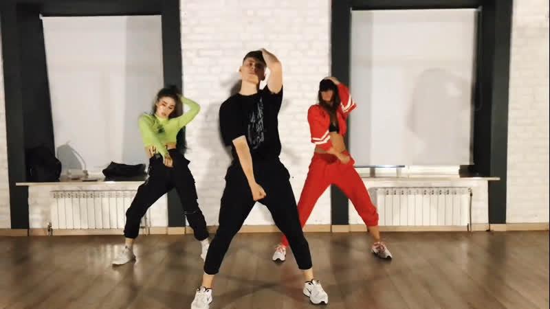 Hip hop Choreo / Артем Тарасов