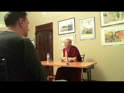 Основы буддийского мировоззрения (лекция 2)