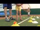 Детский теннис в клубе MasterS от трех лет