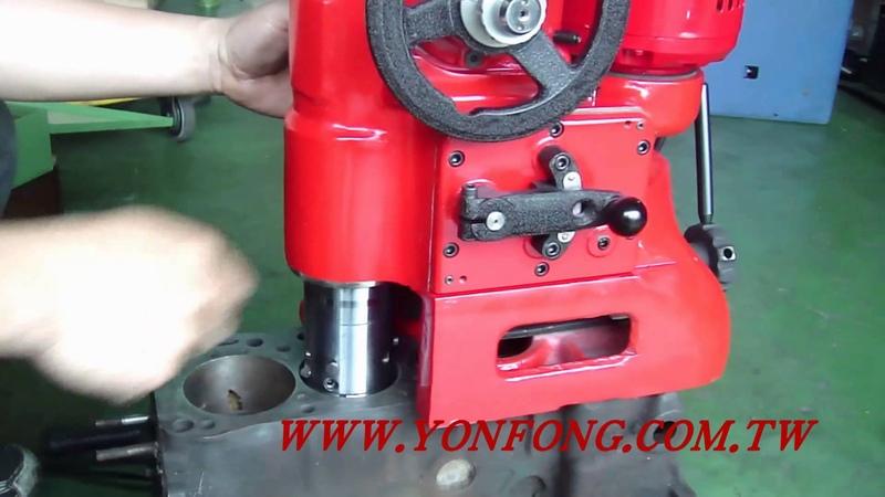 永豐機械 引擎搪缸