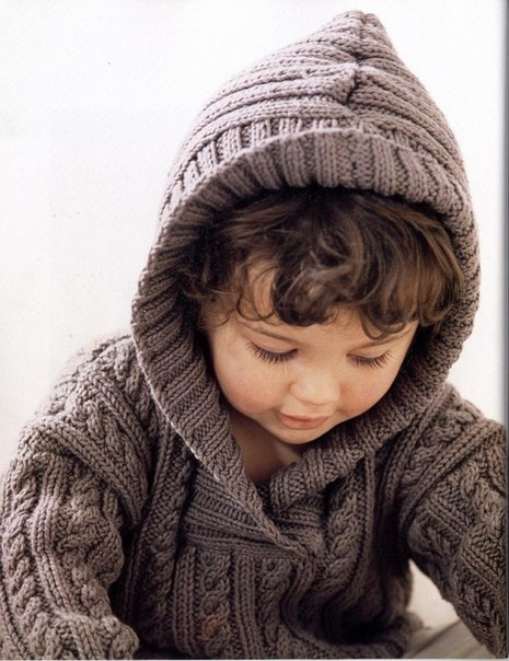 Пуловер для мальчика. Описание. (4 фото) - картинка