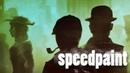 Спонтанный speedpaint/ Шерлок Холмс и Доктор Ватсон