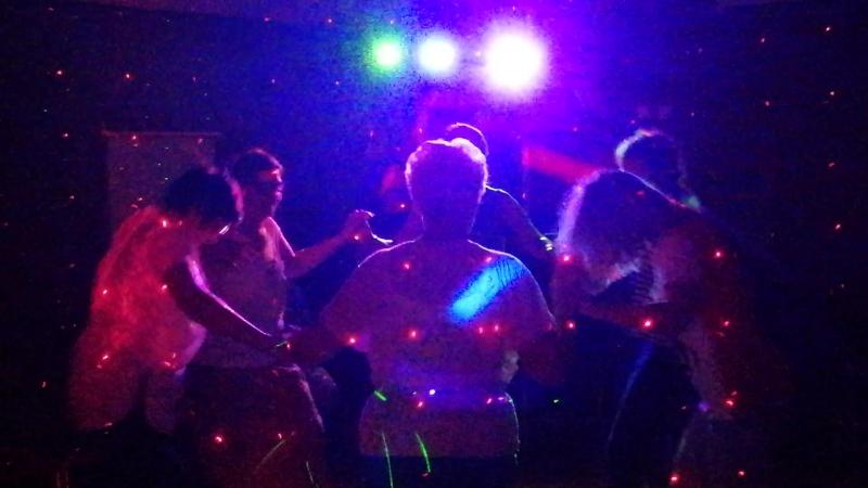 Лазер шоу диско 5