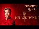Hell's Kitchen Season 16 Episode 1 2016