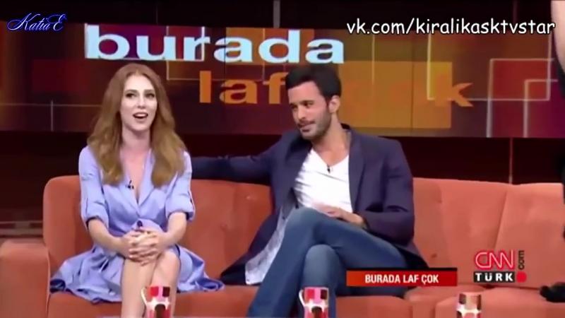 № 135 Burda Laf Çok Барыш и Эльчин