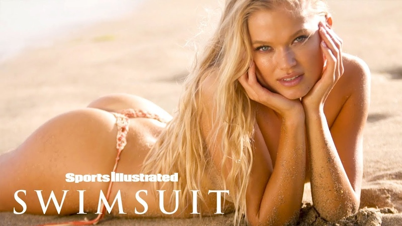 Vita Sidorkina Gets Up Close Personal In Intimate Nevis Shoot | Sports Illustrated Swimsuit