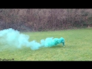 SMOKE FOUNTAIN GREEN ! JORGE ! HD