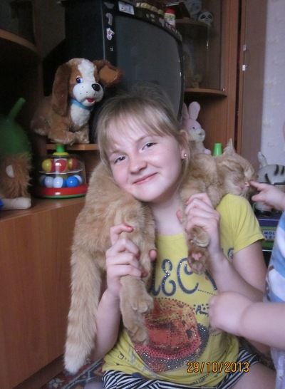 Дарья Винникова, 19 июля , Мыски, id187848648
