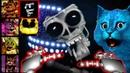 ИГРАЮ ЗА АНИМАТРОНИКОВ ФНАФ / ОТКРЫЛ СЕКРЕТНОГО АНИМАТРОНИКА / Creepy Nights at Freddys Прохождение