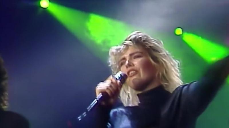 Kim Wilde - You Keep Me Hangin On, Peters Pop Show Show 5_39 [Orginal live HD