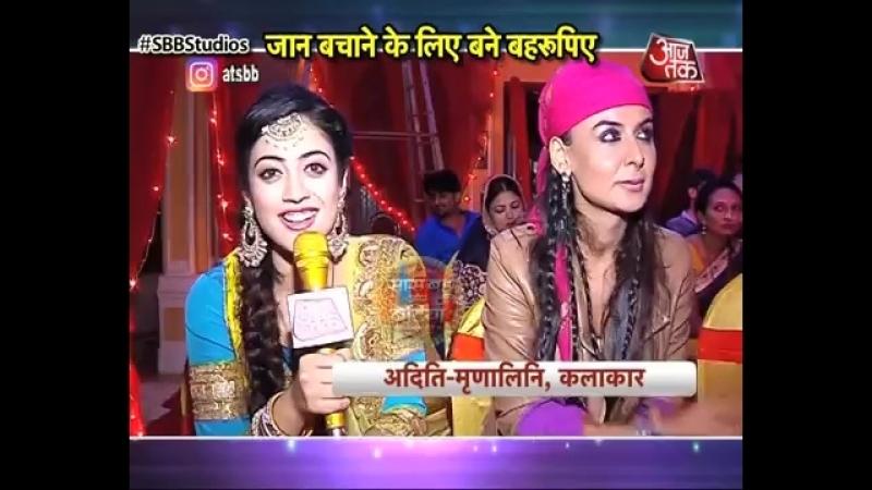 Kaliren_ Meera-Vivaan Become Sohni-Mahiwal