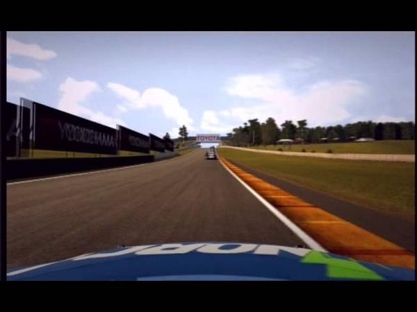 Race Pro (XBox 360, 2009) | FWD Honda Accord (CL) Touring Racecar WTCC (Bonnet View Replay).