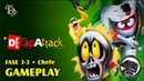 Decap Attack MEGA DRIVE Gameplay Fase 3-3 e Chefe
