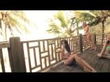 Супер милые молодые пляжные девушки и их упругие попки [ секс красотки в купальнике жопа попа не порно спорт фитнес упругие ]