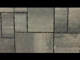 Тротуарная плитка Тракт колор-микс горный лендник Ландшафт