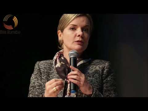 NAS REDES Senadora Presidente Do PT desnuda MPF tucano