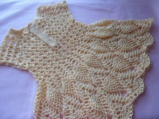 платье ананасы - Самое
