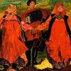 Фольклорно-этнографическое шествие