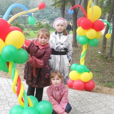 Настя Саёрова, 21 октября , Шумерля, id201911460