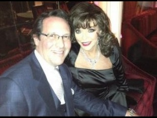 Joan Collins: A Starlet Forever