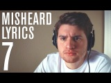 Jarrod Alonge - Misheard Lyrics #7 (Alternative, Metal, Punk &amp MORE!)