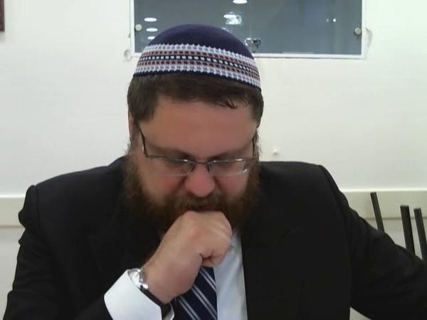 Государство и иудаизм - урок 22 - экономика по Торе. рав Хаим Бриск