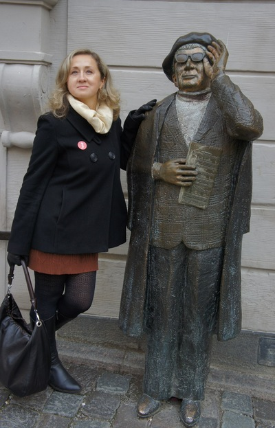 Ольга Иванова, 19 января , Санкт-Петербург, id1211631