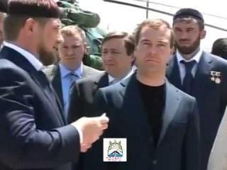 Рамзан Кадыров  сегодня Мамуля  звонит! Медведев   Нужно ответить Украина Россия,чечены,Донбасс,Доне