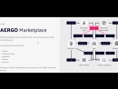 AERGO is an innovative platform for creating dApps in secure cloud architectures