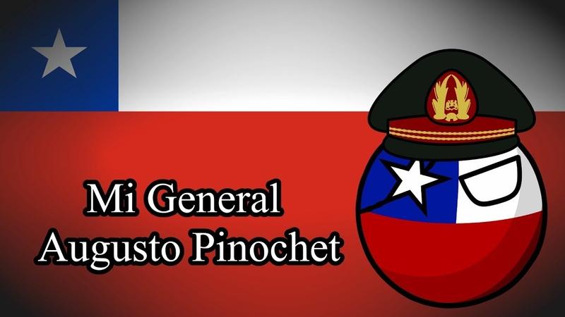 Mi General Augusto Pinochet