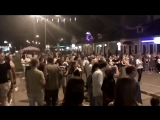 Оупен-эйр на Зыбицкой;)