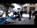 Отстрел бездомных в Америке, как собак (Лос-Анджелес)