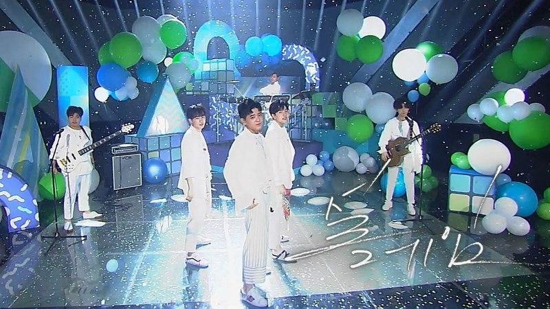 《Comeback Special》 TheEastLight 더 이스트라이트 Love Flutters 설레임 @인기가요 Inkigayo 20180527