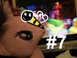 Пчёлга и Пони Твайли #7 - Съёмка (канечно есть мат но и ладно)