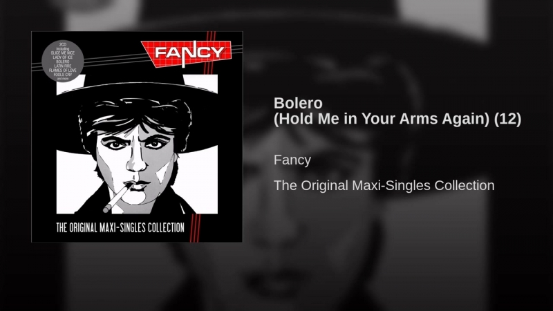 Fancy - Bolero (Hold Me in Your Arms Again) (12)