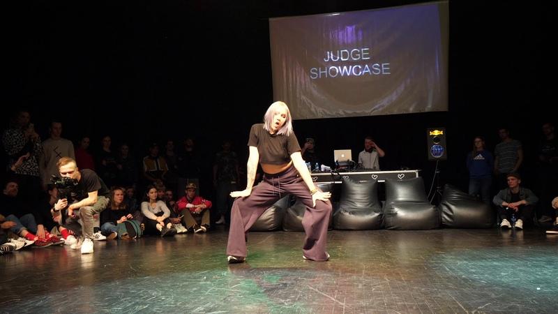 The Lord of the Circle 2019 - JUDGE SHOWCASE - Violeta DaQueen   Danceproject.info