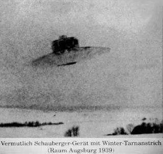 Тайны Аненербе.  НЛО или летательные аппараты третьего рейха.
