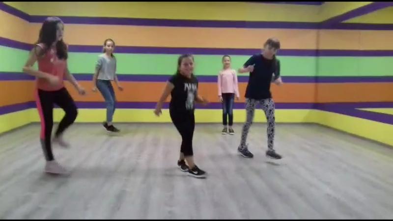 Шаффл для детей Dance Life Чертановская Южная